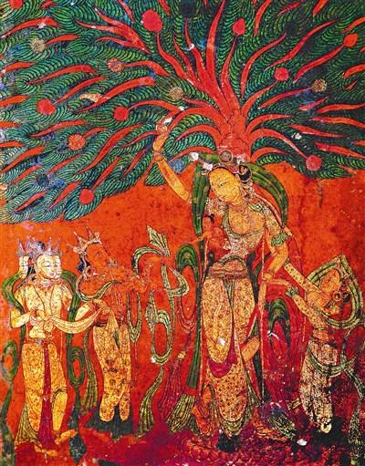 【世界佛教美术图说大辞典.绘画卷】佛教的尊像