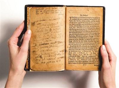 圣经诗篇4.2亿拍出全球最贵书