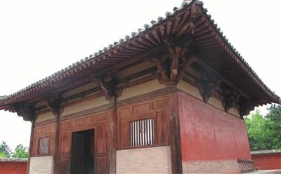 五台山南禅寺